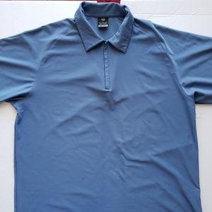 VTG Nike 1/4 zip Polo shirt 90s tennis golf polo
